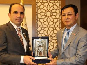 Moğolistan'dan Selçuklu'ya kardeş şehir geliyor