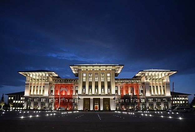 Başbakanlıktan Cumhurbaşkanlığı Sarayı açıklaması