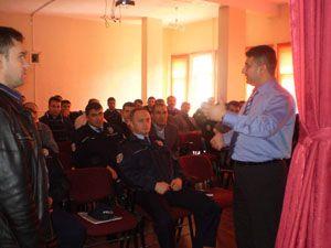 Konya polisine önemli eğitim