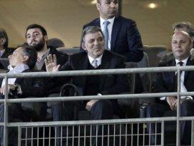 Abdullah Gül: 4-0 tesadüf değilmiş
