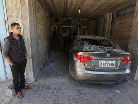 Gazzede Fetih yetkililerinin evlerine saldırı