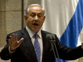 Netanyahu utanmadan hala konuşuyor!