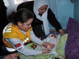 40 bin Suriyeli ve Iraklı Türkiyede anne oldu