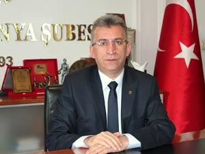 MÜSİAD Konya'dan İsrail'e Mescidi Aksa tepkisi