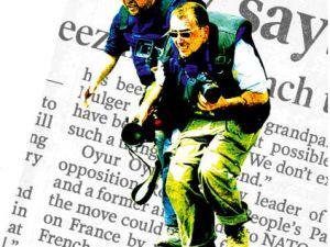 Sınır tanımayan gazeteciler Türkiyeyi gözetliyor