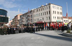 Kulu'da 10 Kasım anma törenleri