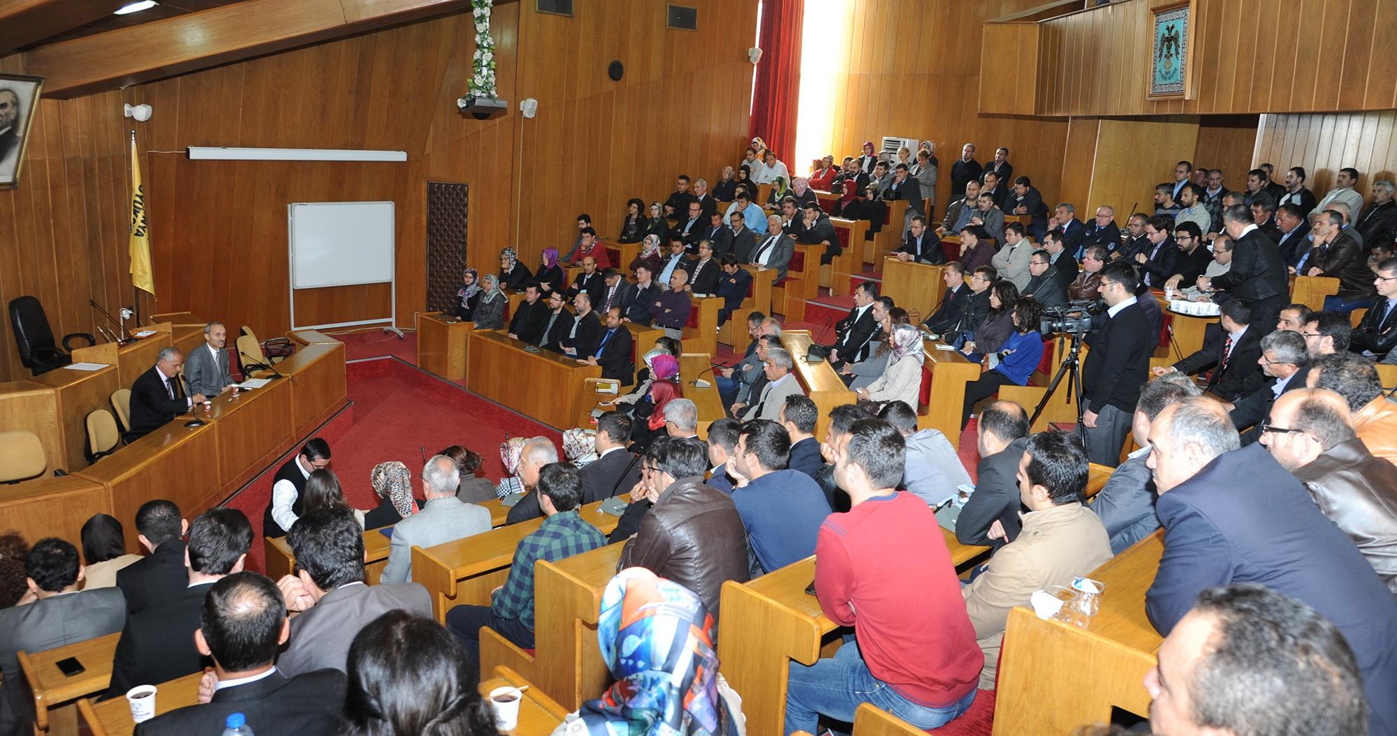 Büyükşehirden memurlara eğitim semineri