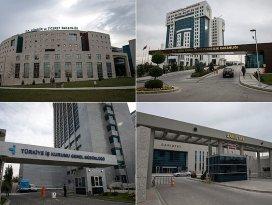 Kamu kurumlarına beş yılda 25 hizmet binası