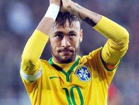 Neymar: F.Bahçeli yıldızın hayranıyım!