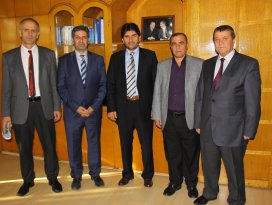 Derbent Belediye Başkanı Acar'dan Konya ziyareti