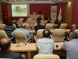 Meram Belediyesinde diyabet eğitimi