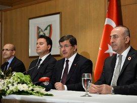 Türkiyenin odaklanacağı konu kalkınma olacak