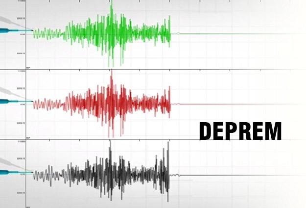 Fethiye açıklarında 4,2 büyüklüğünde deprem