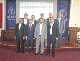 Konya'dan MÜSİAD fuarına 22 firma katılacak