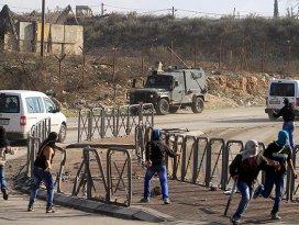Kudüste gerginlik tırmanıyor
