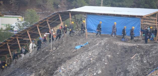 6 işçiye ulaşan ekip gözyaşlarına boğuldu