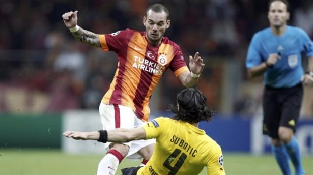 Sneijderde büyük itiraf