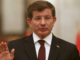 Davutoğlu: Suriyede kalıcı çözüm şart