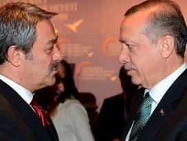 Ünlü sanatçı Erdoğanın o sözüne kırılmış