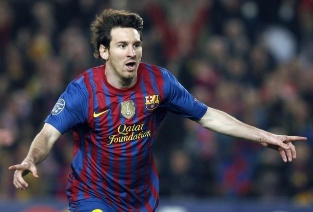 Messi La Ligada tarih yazdı