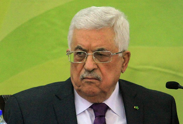 Abbas: Yüzde 22si üzerine kurmaya hazırız