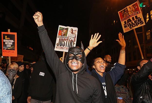 Ferguson kararı ABDyi karıştırdı