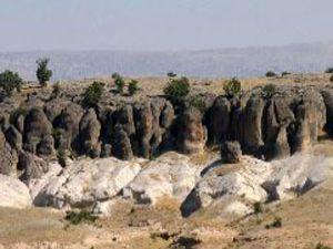 Konyanın Kapadokyasına turistlerden büyük ilgi