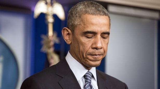 Obamadan barışçıl gösteri çağrısı