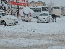 Antalya-Konya karayolu ulaşıma kapandı