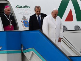 Papa Franciscus Türkiyede