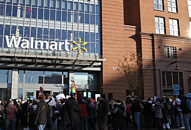 ABDde Kara Cuma protesto edildi
