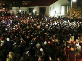 En acı veda! Binlerce kişi o Türk için toplandı