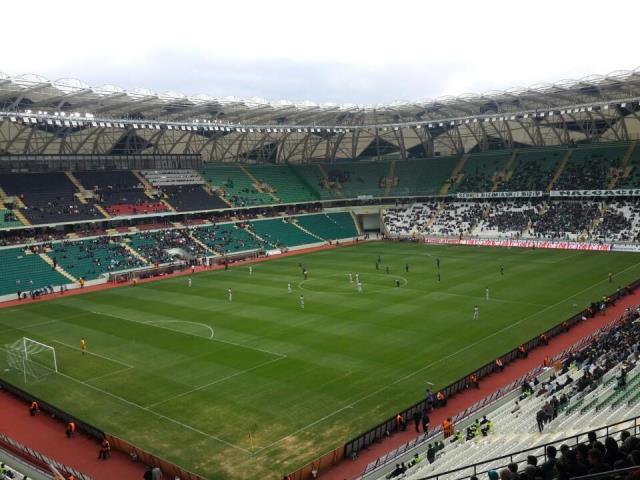 Torku Arena Stadyumu Yılın Spor Projesi seçildi