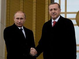 Putin Türkiyede