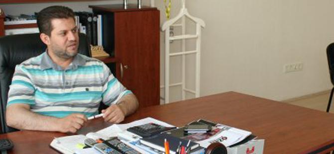 Ak Parti Merama İbrahim Özen Başkan oluyor