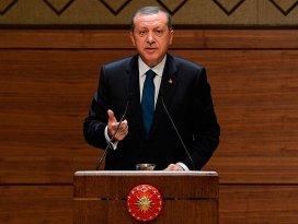 Burası Türk milletinin sarayıdır