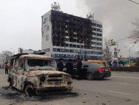 Çeçenistanda çatışma: 17 ölü