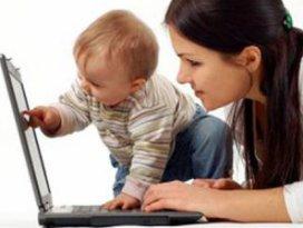 Çalışan anneye ayda bin lira