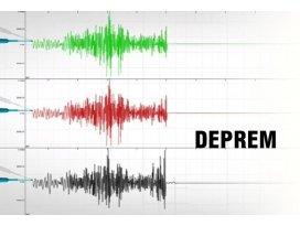7 saatte 37 deprem