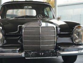 Costner'ın 67 model Mercedes'i Türk'ten satılık