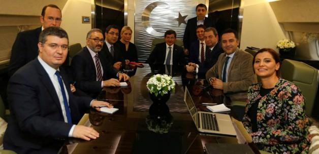 Davutoğlu: Torpil yok, liyakat esas