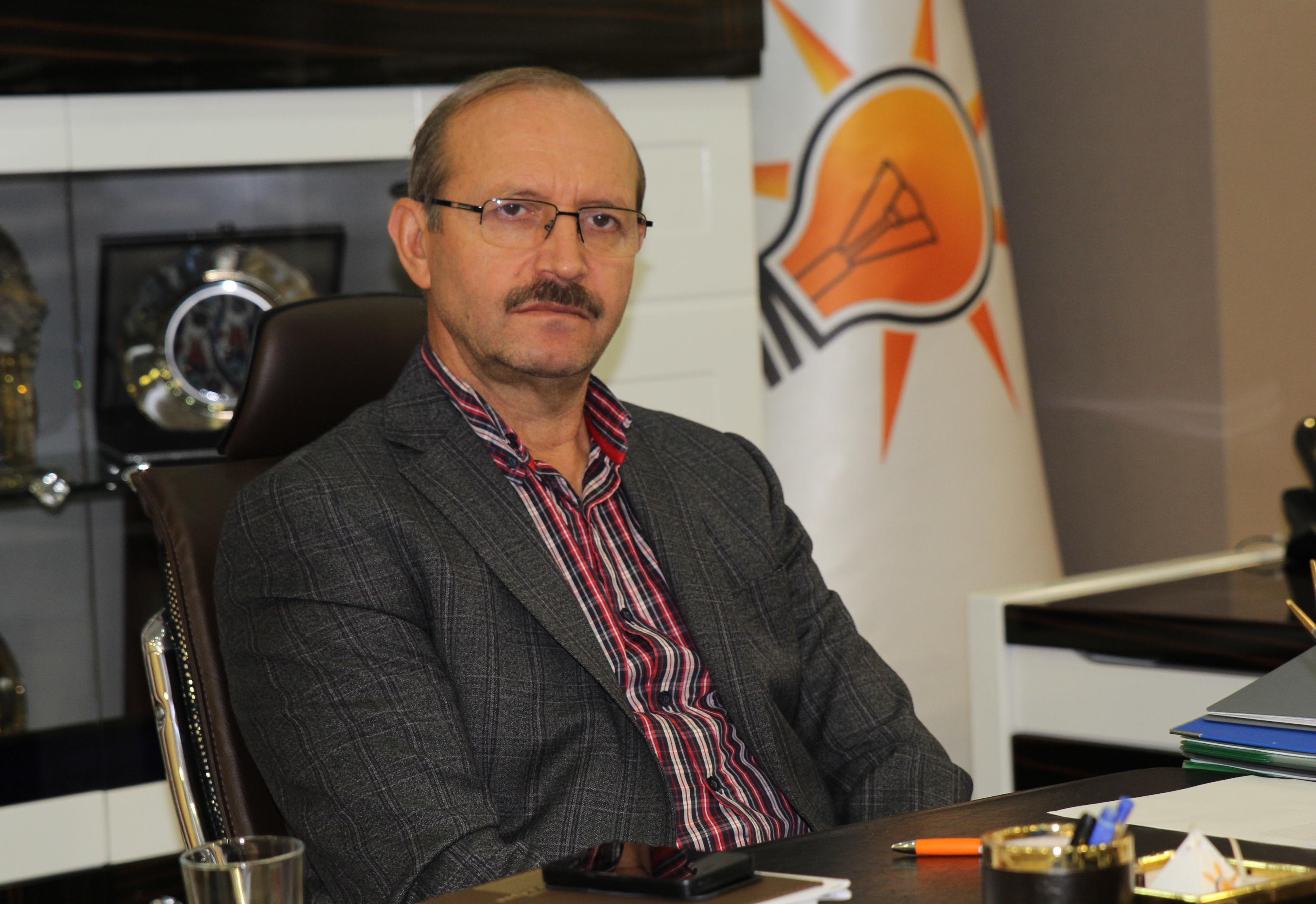 Ahmet Sorgun Aday olmuyor