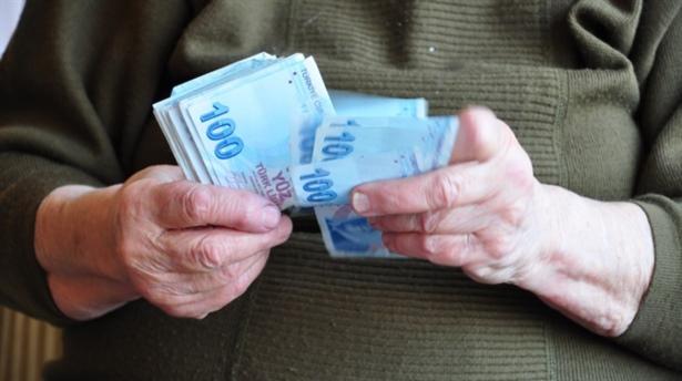 İşte emeklinin zam oranı