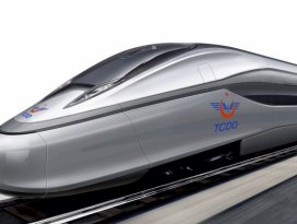 Milli hızlı trenin ihalesi 22 Ocakta