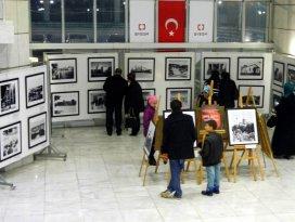 Asırlık Konya fotoğrafları sergilendi