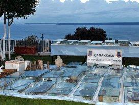 Çanakkalede 7 bin tarihi eser ele geçirildi