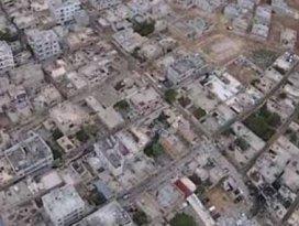 IŞİD intiharı havadan görüntüledi