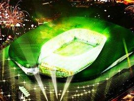 Timsah Arenanın açılışına dünya devi geliyor