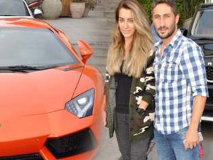 Sabri Sarıoğlu eşine uçak alacak