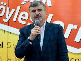 Konya'nın kültür şehri olmasını istiyoruz